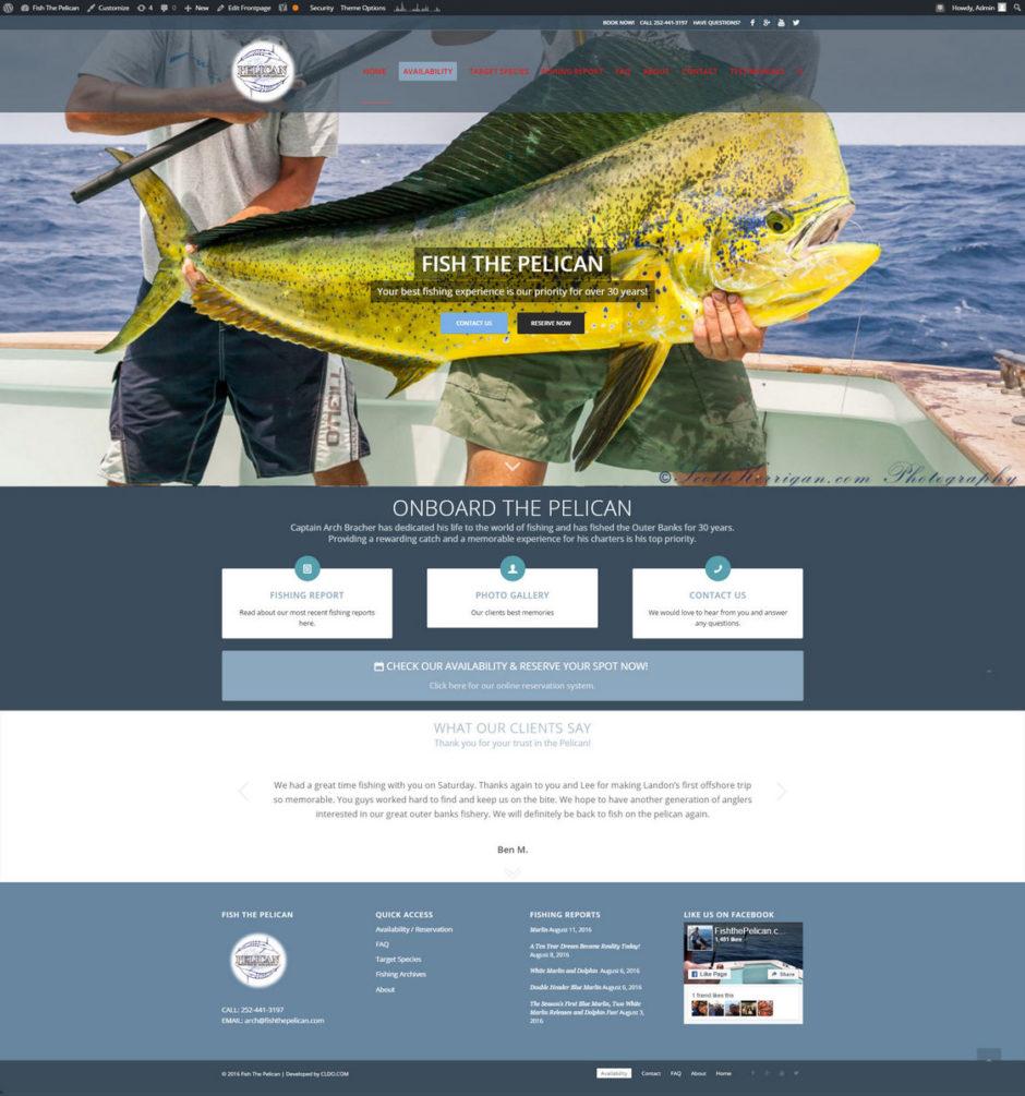 Fish the Pelican – Recreational